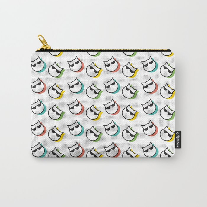 Cool cats Carry-All Pouch