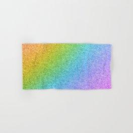 Rainbow Static Hand & Bath Towel