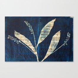 Sonata I Canvas Print