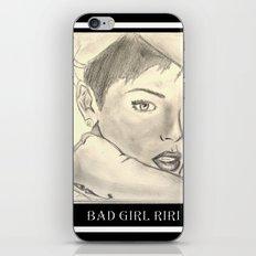 BadRiri iPhone & iPod Skin