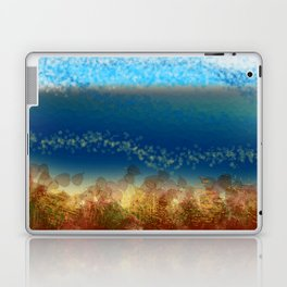 Abstract Seascape 01 w Laptop & iPad Skin