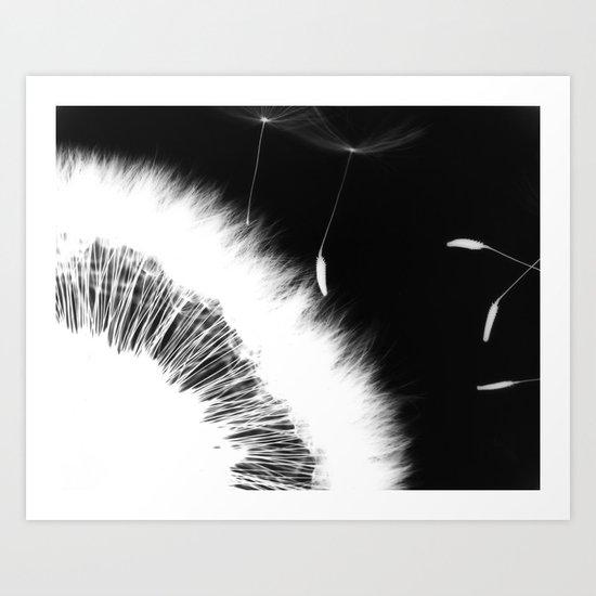 Intruder II Art Print