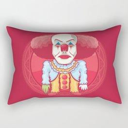 The old derry Rectangular Pillow