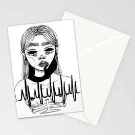 Not quite. Stationery Cards
