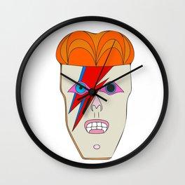 Nisga'a Starman Wall Clock