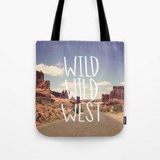 Wild Wild West Tote Bag