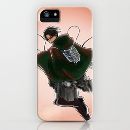 Reluctant heroes iPhone Case