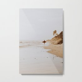 lets surf xxi Metal Print