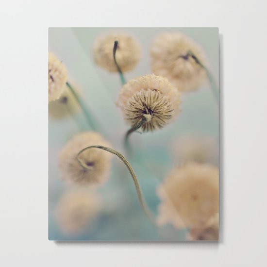 Hazy Shade of Winter Metal Print