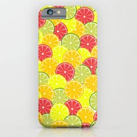 Summer fruits iPhone 6s Slim Case