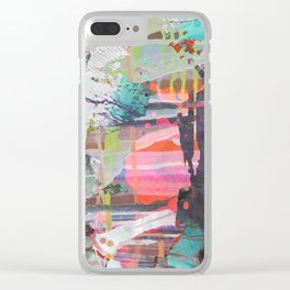 This Is What You Get Clear iPhone Case