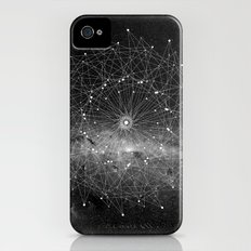 STARGAZING IS LIKE TIME TRAVEL Slim Case iPhone (4, 4s)