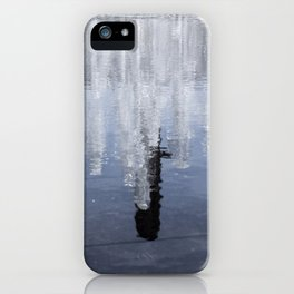 Tower Reflection iPhone Case