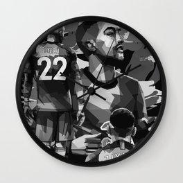 Ziyech Footballer Wall Clock