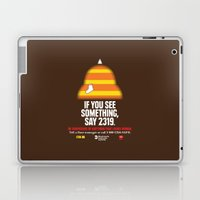 Twenty-three Nineteen! Laptop & iPad Skin