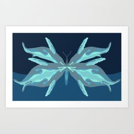 whalefly Art Print
