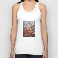 serenity Tank Tops featuring serenity by Françoise Reina