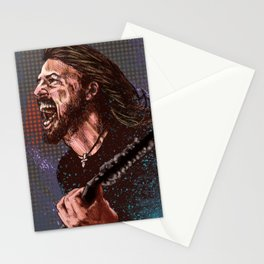 Grohl : The Nicest Guy in Rock Stationery Cards