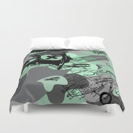 CamO Cloud JumPers Duvet Cover