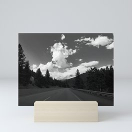 Mount Shasta Mini Art Print