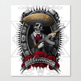 Mariachi 1 Canvas Print