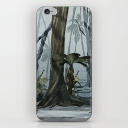 NZ Woodland iPhone Skin