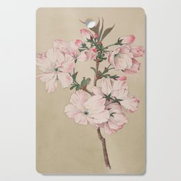 Ariaki - Daybreak Cherry Blossoms Cutting Board