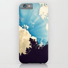 Cloud Burst Slim Case iPhone 6s