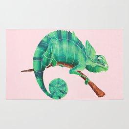 chameleon Rug