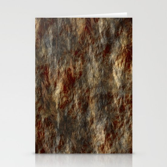 Stone Art  III Stationery Cards