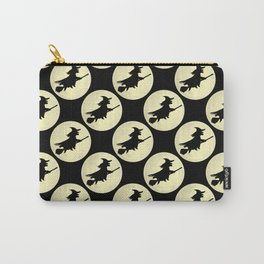 Witches in Flight Carry-All Pouch