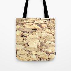 broken road Tote Bag
