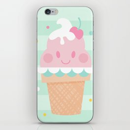 Ice Cream - Zoey iPhone Skin