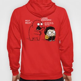 Worst Imaginary Friend Ever Hoody