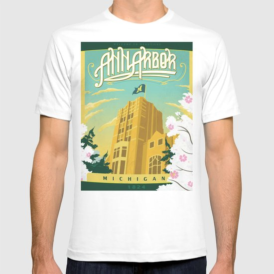 Ann Arbor Union T-shirt