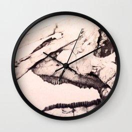 Fracturnal Wall Clock