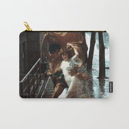 Rain Lovers Carry-All Pouch