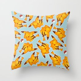 It's Electric! Throw Pillow