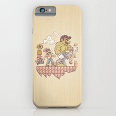 Radioactive Mushroom Slim Case iPhone 6s
