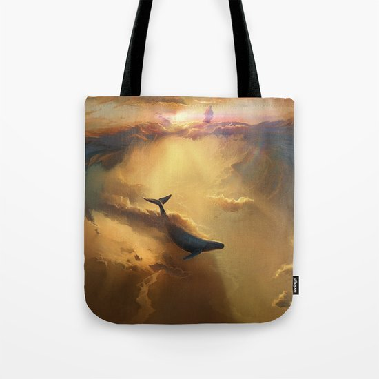Infinite Dreams Tote Bag