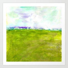 Journey No.600n by Kathy Morton Stanion Art Print