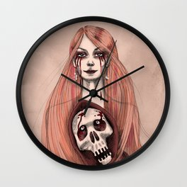 Overpowered Wall Clock