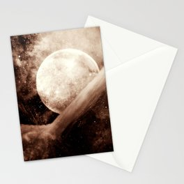 Planetary Soul Kai Old Film Stationery Cards