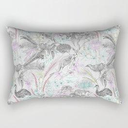 Dollars & Cents Rectangular Pillow