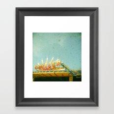 Let's Waltz Framed Art Print