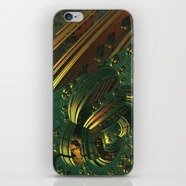 Cannon Battery (Basic) iPhone Skin