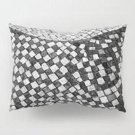 Mosaico A calçada portuguesa Pillow Sham