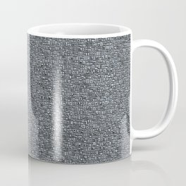 Cartoon cement ornaments Coffee Mug
