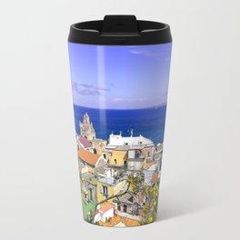The Pearl Of The Mediterranean Sea Travel Mug