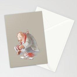 Ernest et Celestine Stationery Cards